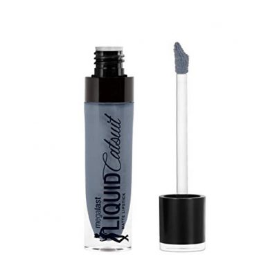 Wet N Wild MegaLast Liquid Catsuit Matte Lipstick in Sleepy Hollow