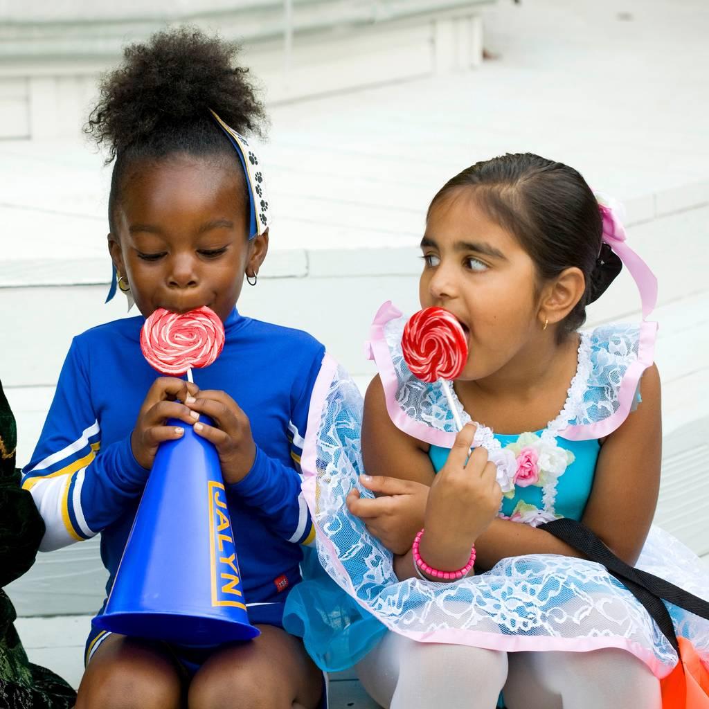 Evitons le trop-plein de sucreries à Halloween