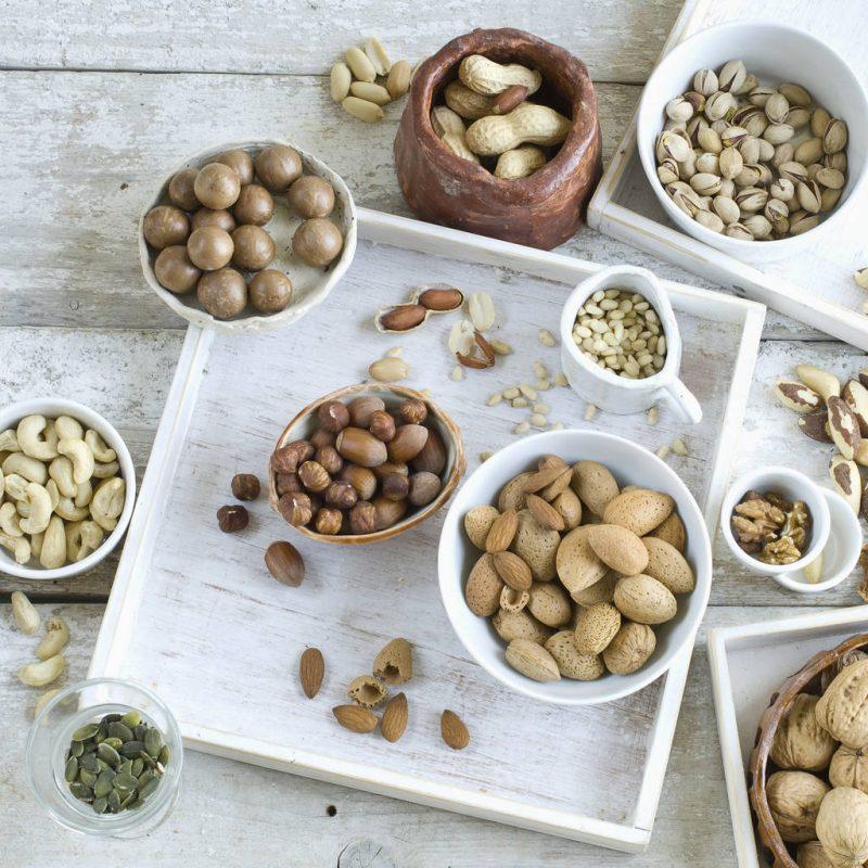 Frutta secca: una dose quotidiana per dimagrire