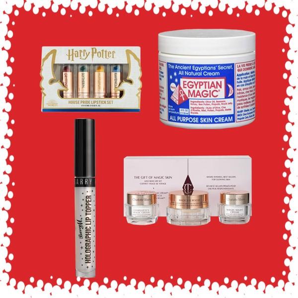 Novembre: magie di make-up verso le feste