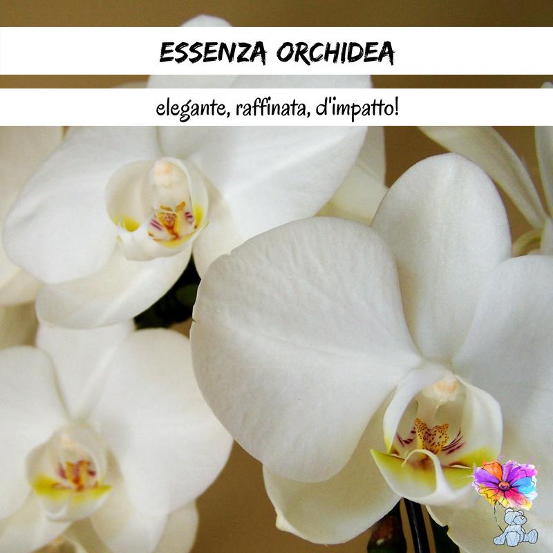 Essenza per il bucato all'orchidea