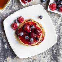 Pancake: una merenda salutare