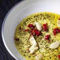 In cucina: perché l'olio d'oliva dev'essere extravergine