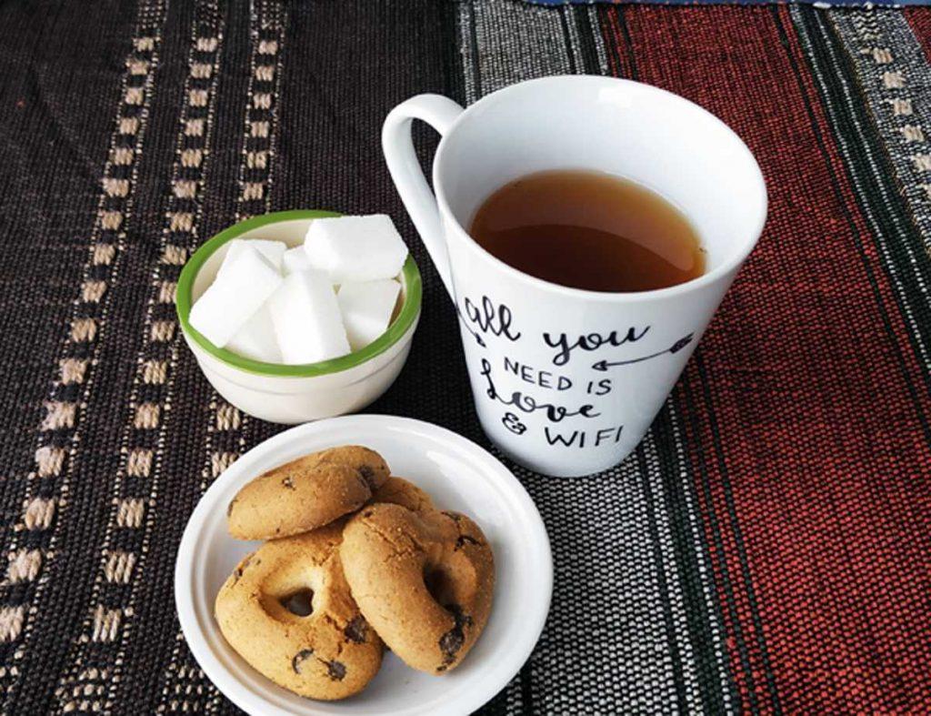 L'ora del tè - Foto ©makeupandvibes