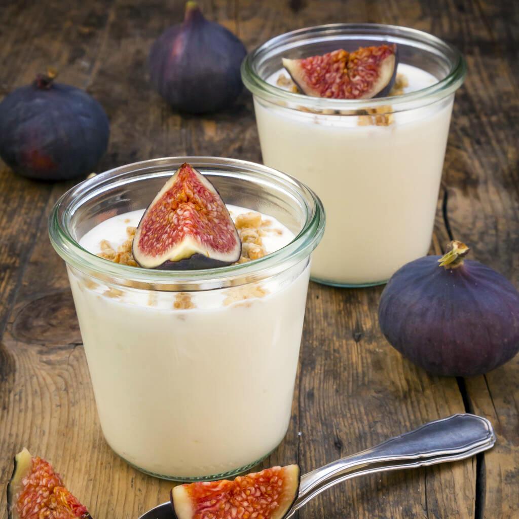 Lo yogurt: abbassa il rischio di cancro ai polmoni