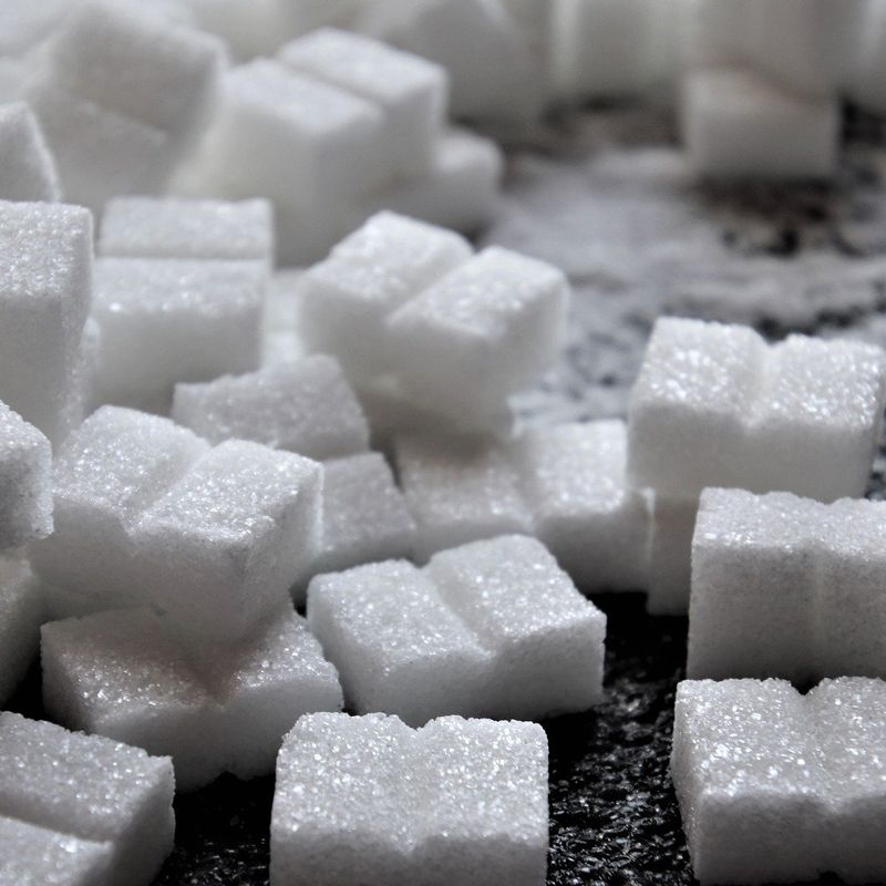 A bunch of sugar cubes - ©pixabay/pasja1000