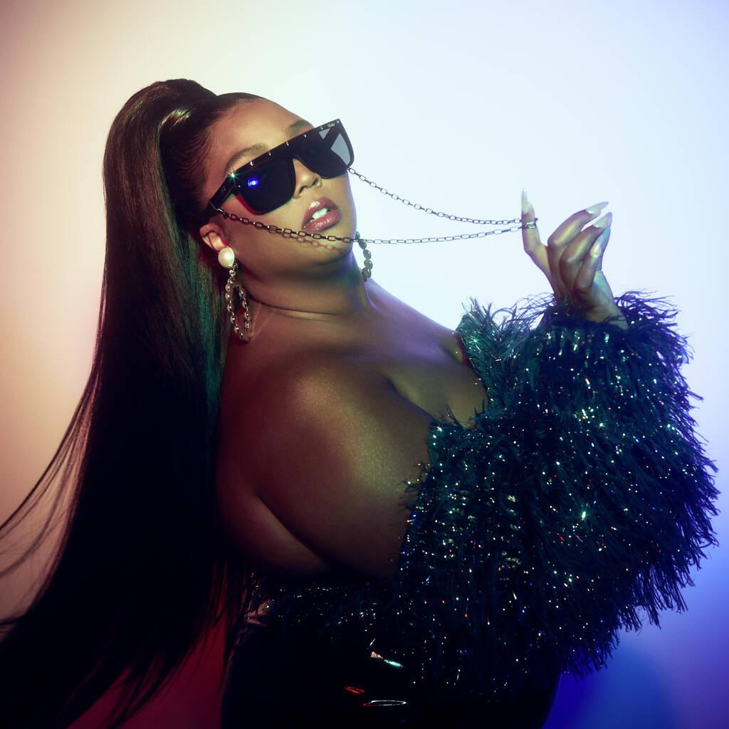 Lizzo x Quay sunglasses