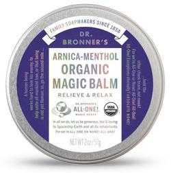 Dr. Bronner's Arnica Menthol Organic Magic Balm