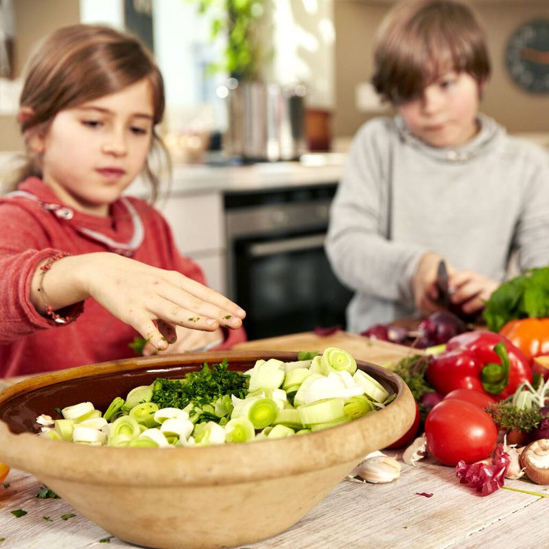 Bambini: i nutrienti essenziali a tavola
