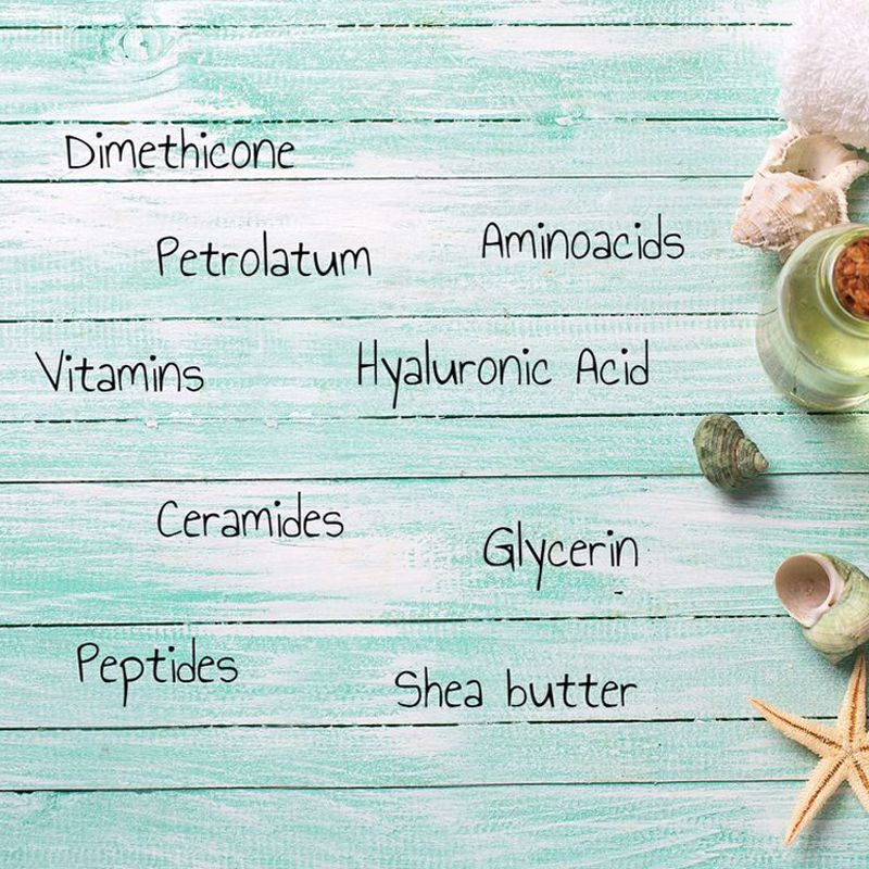 Skincare study: ingredients unknown by people