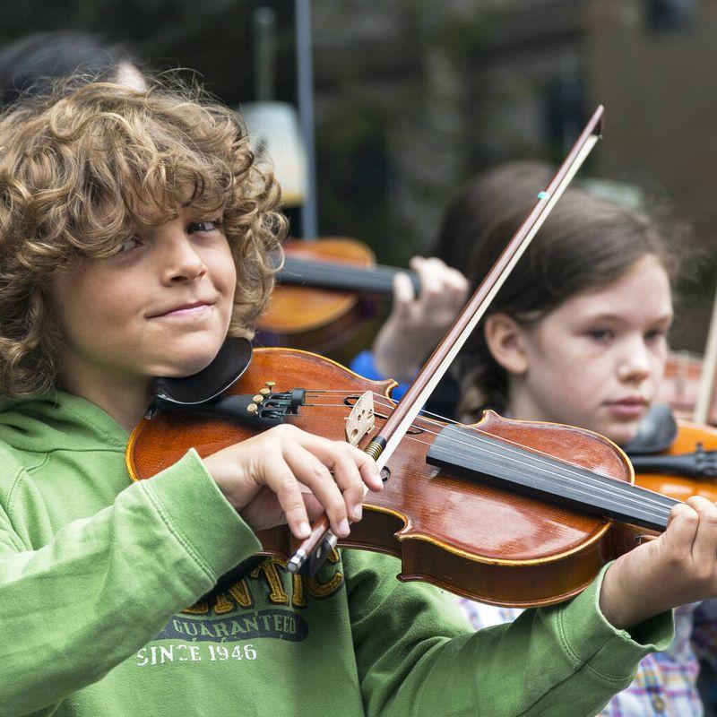 Bambini, musica e sviluppo della memoria