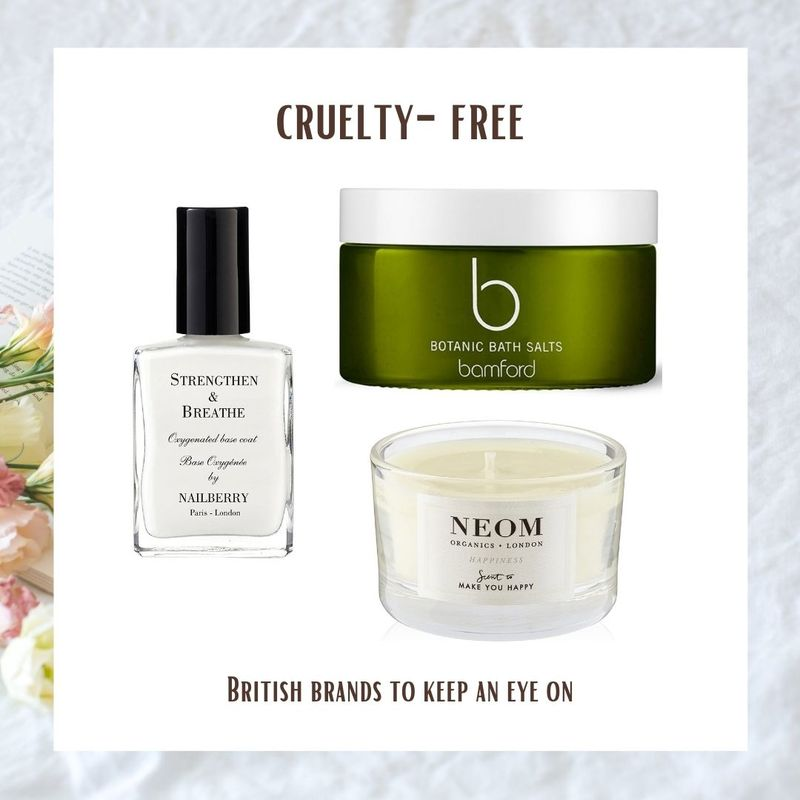 Eco and cruelty-free: British brands to watch out for