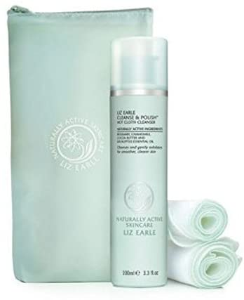 Liz Earle Cleanse And Polish Hot Clothes: beauty essential for a fabulous skin